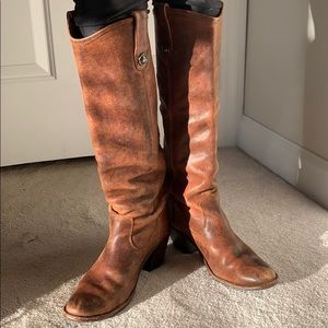 Frye Jackie Tall Boot size 7 1/2